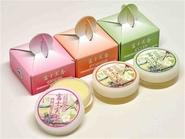 お茶の実の油の練り香水『富士実香』