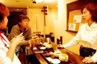日本茶インストラクターのいる店