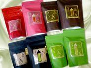【NEW】カラーラベル 深蒸し茶 ティーパック